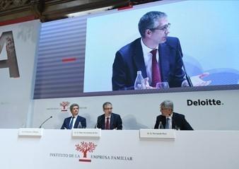 La empresa familiar reclama estabilidad económica y un consenso