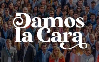 Las empresas familiares murciana con #damoslacara
