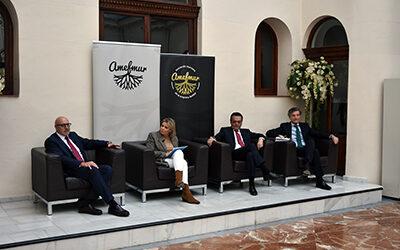 José María Albarracín analiza con las empresas familiares la realidad económica regional