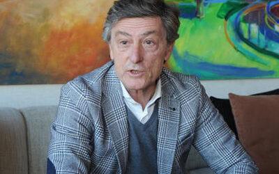 Jose María Tortosa, El aeropuerto, vital para la celebración del congreso de la empresa familiar