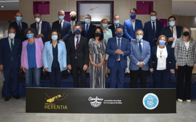 Grupo Caliche, Premio Herentia a la empresa familiar del año en la Región de Murcia