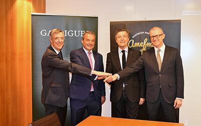AMEFMUR y Garrigues continuarán impulsando iniciativas que beneficien al 92% del tejido productivo de la Región