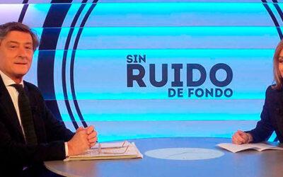 José María Tortosa, en Sin ruido de Fondo» de TVM