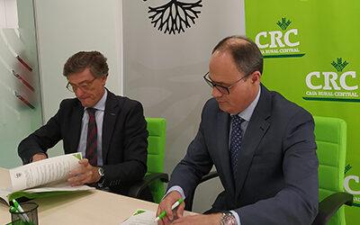 AMEFMUR y Caja rural Central impulsarán actividades conjuntas dirigidas a empresas familiares