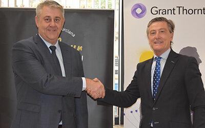 AMEFMUR impulsará la formación especializada para empresas familiares junto a Grant Thornton