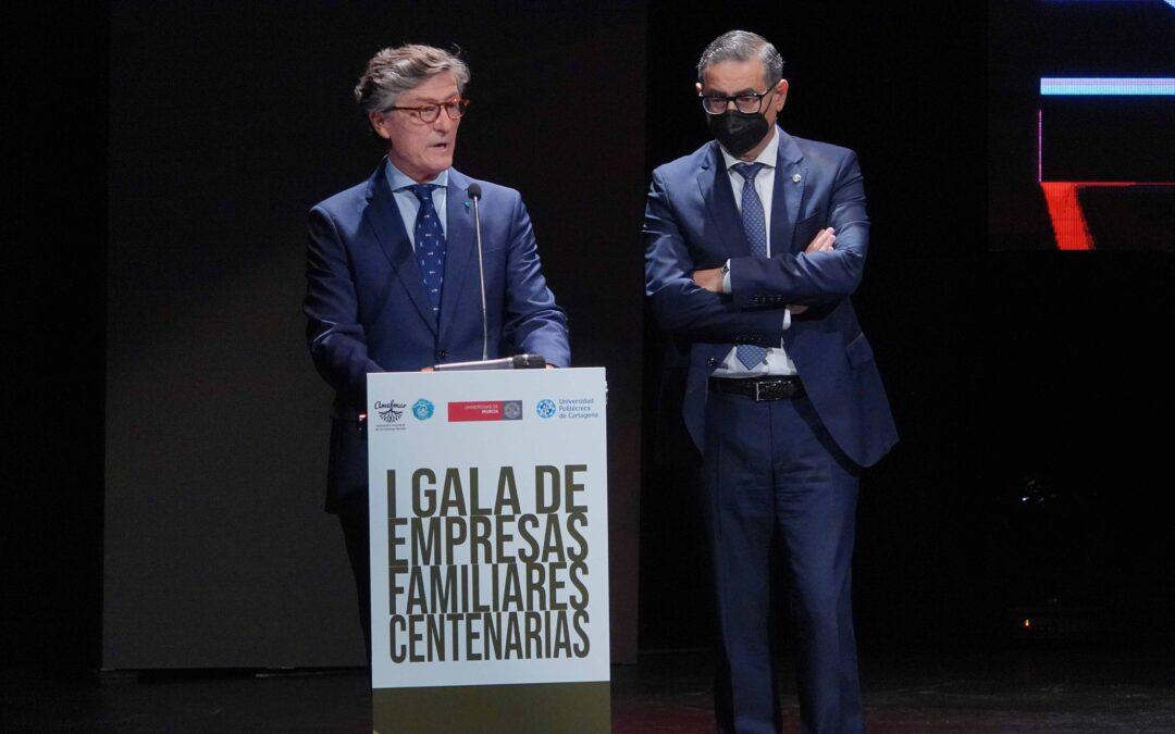 I Gala de Empresas Familiares Centenarias (Galería de imágenes)