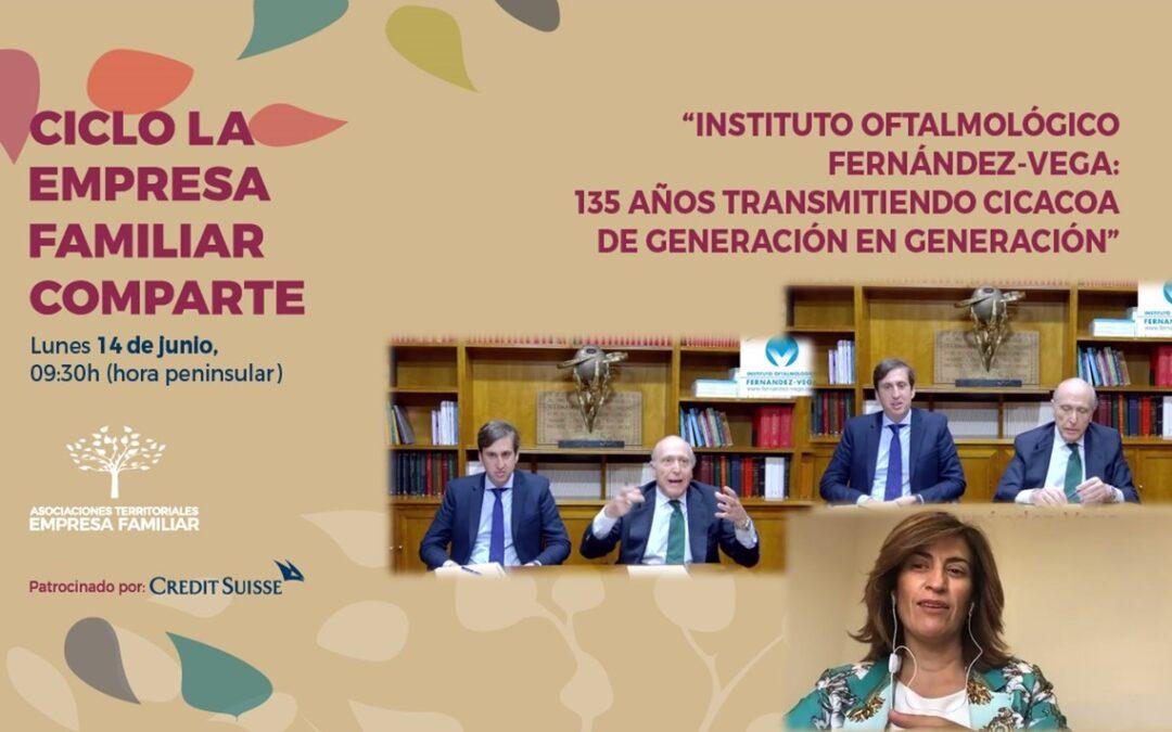 """Fernández-Vega: """"Nuestros valores son la razón de ser de nuestra institución y lo que nos ha llevado hasta aquí de una forma exitosa durante 135 años"""""""